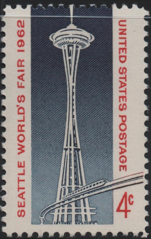 United States - Scott #1196 (1962)