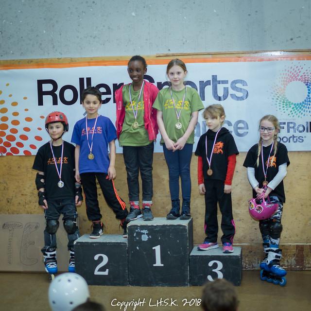 Podiums Compétition Coupe Skatecross IDF Fontenay-sous-Bois | 18 mars 2018