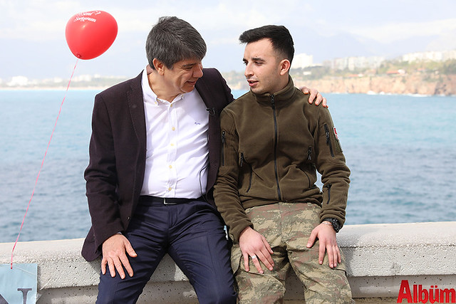 Antalya Büyükşehir Belediyesi sürpriz evlilik teklifi- Menderes Türel -2