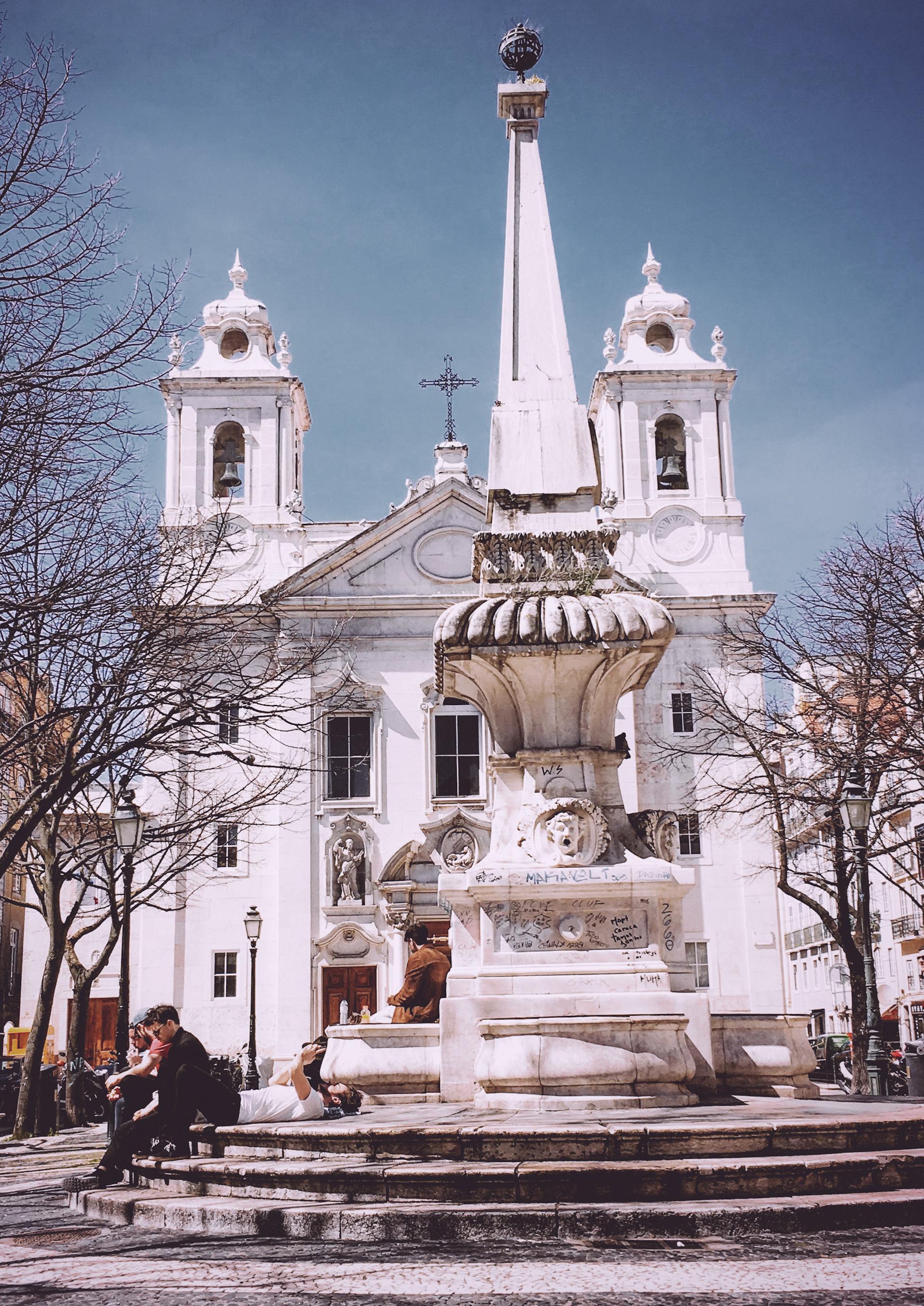 Lisbon in March