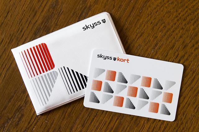 Skyss card