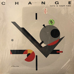 CHANGE:THIS IS YOUR TIME(JACKET A)
