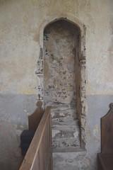 rood loft stairway