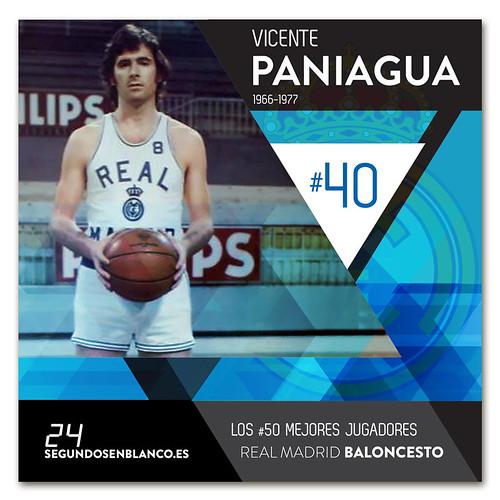 #40 VICENTE PANIAGUA