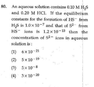 Question 80 Set B