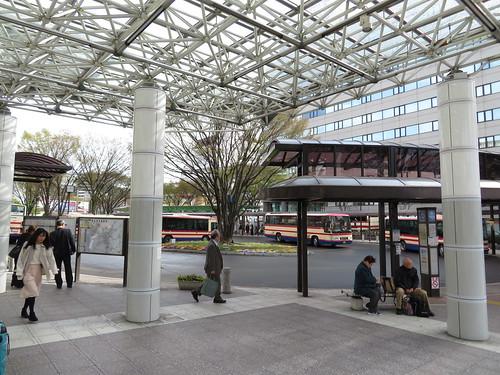 福島競馬場へ路線バスでアクセスする