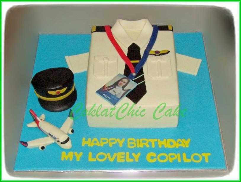 Cake Pilot 18 cm