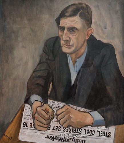 Alice Neel, Pat Whalen, 1935 1/15/18 #whitneymuseum
