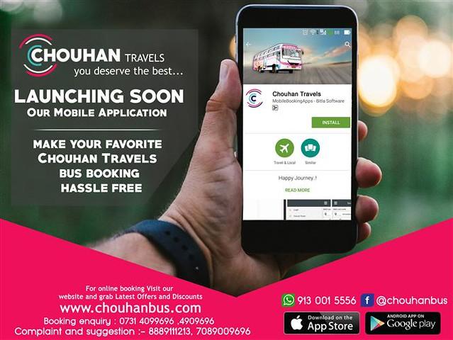 Chouhan Travels-Responsive PopUp  Banner