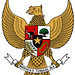 Coat of Arms of Indonesia by www.KidsCancerConnection.org