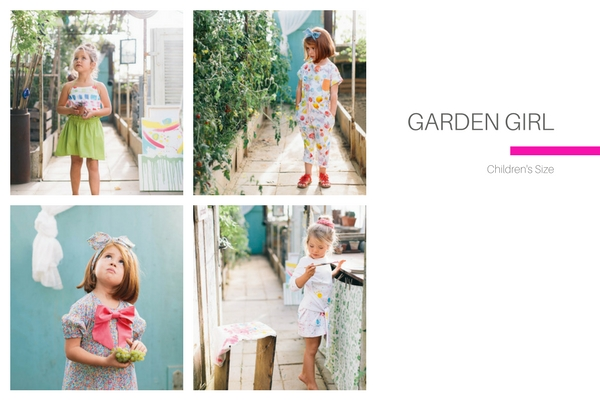 Garden Girl Collection