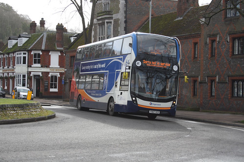Stagecoach South 10891 YX67VCD
