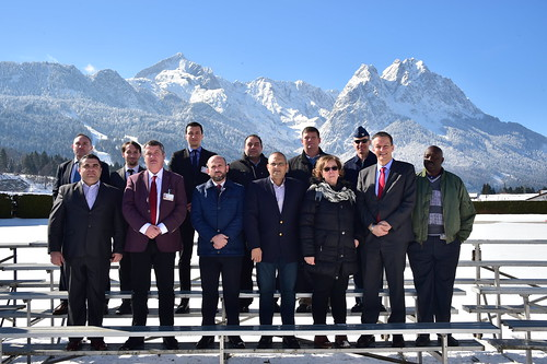 ESS-South 18-06 has 64 Participants from 33 Nations