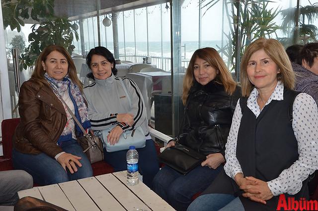 Antalya Basın Yayın Enformasyon İl Müdürlüğü 8 Mart Dünya Kadınlar Günü Alanya Gezisi -13