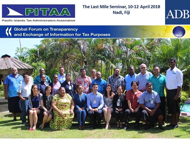 Last Mile Seminar - Fiji