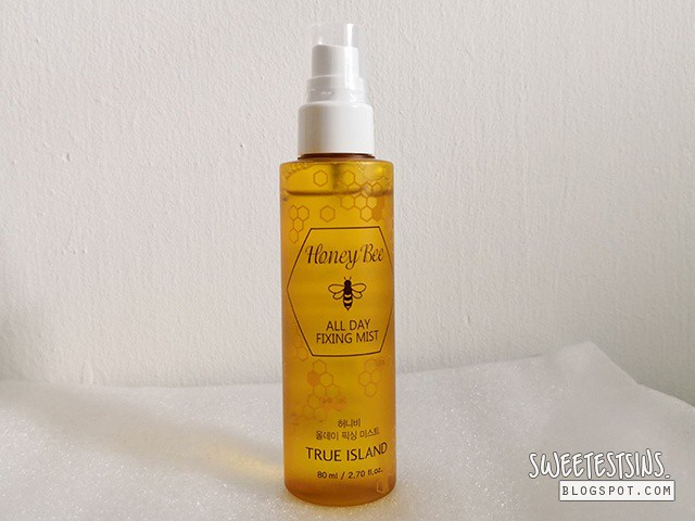 Lazada Honeybee All Day Fixing Mist