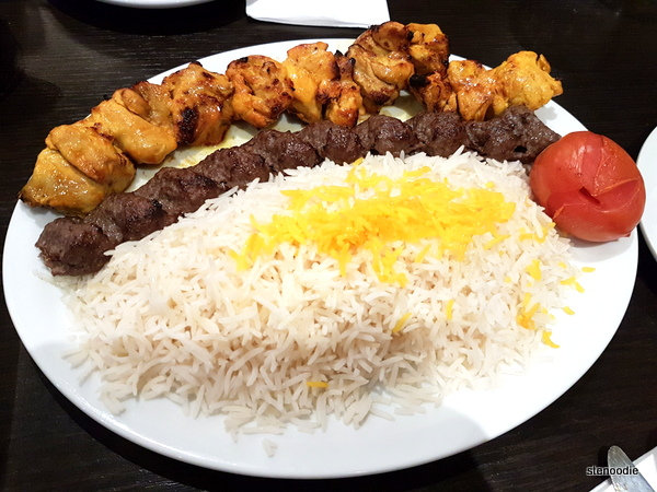 Vaziri Kebabs