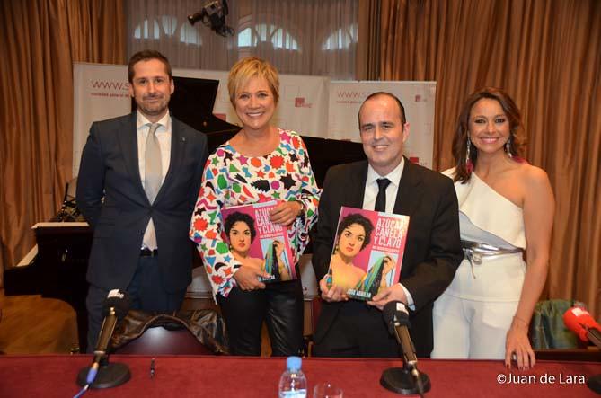 Presentación libro José Aguilar 18/04/2018
