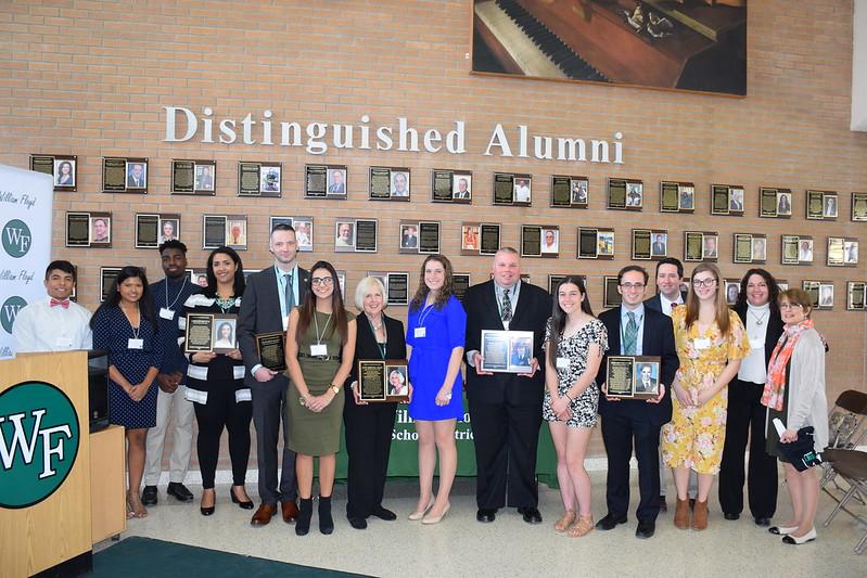 Distinguished Alumni Day 2018