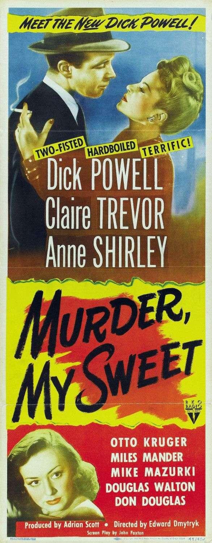 Murder, My Sweet - Poster 4