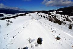 SNOW tour: Kunčice - jarní pohoda