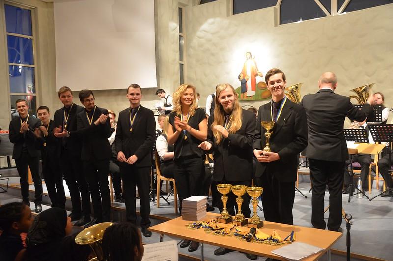 August Blomgren vinnare - grupp 4