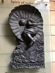 Spirit of Resistance memorial