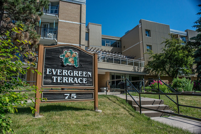 Housing Location: Evergreen Terrace