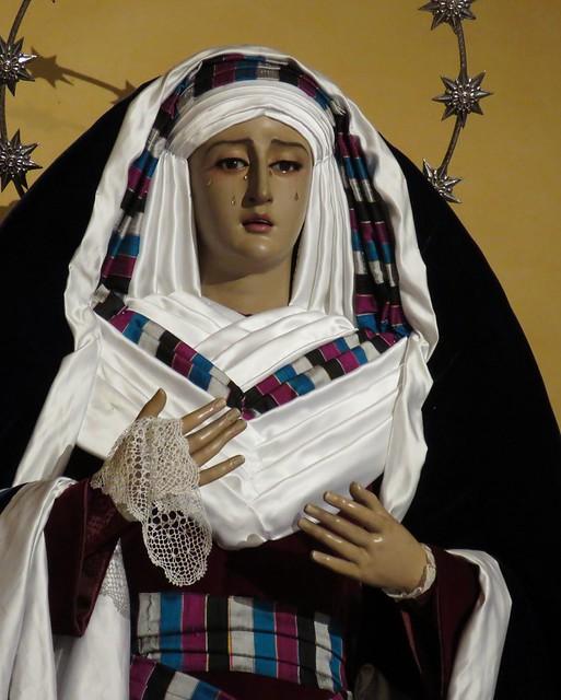 Hermandad del Santo Entierro de Cristo y Nª Sª de la Soledad.