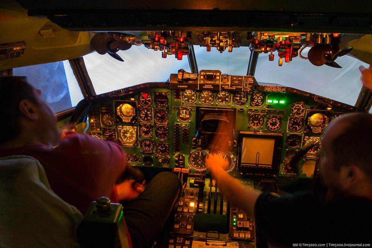 авиасимулятор Time Tу-154 Fly!