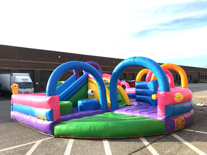 Inflatable playground Fantasy