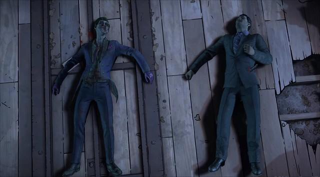 배트맨 에피소드 내에서 적 5 - 조커와 브루스는 친구입니다