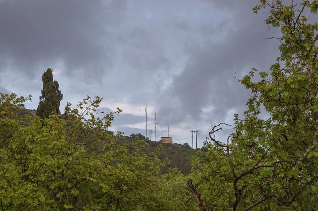 Η βροχερή Κυριακή του Πάσχα στην Ψίνθο