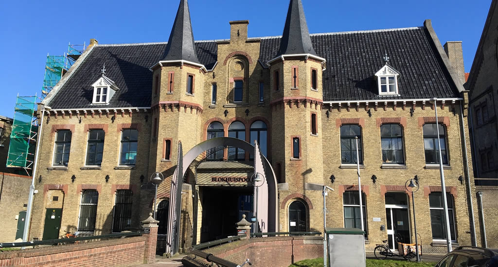 Capital of Culture 2018, Leeuwarden. Shop, eat and sleep at Blokhuispoort   Your Dutch Guide
