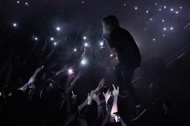 17/04/2018 Ghostemane @ RED