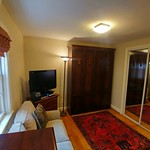 Living area from front