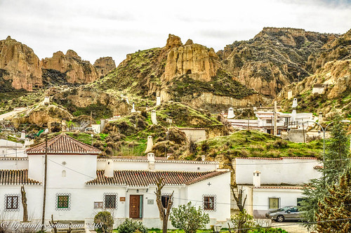 Guadix, Andalusia - Spain