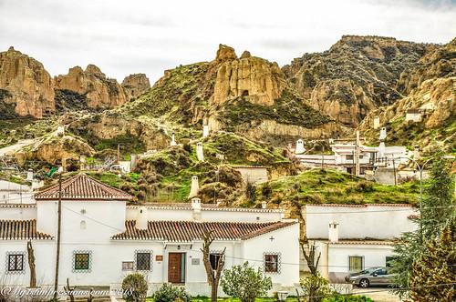 Guadix, Andalusia - Spain