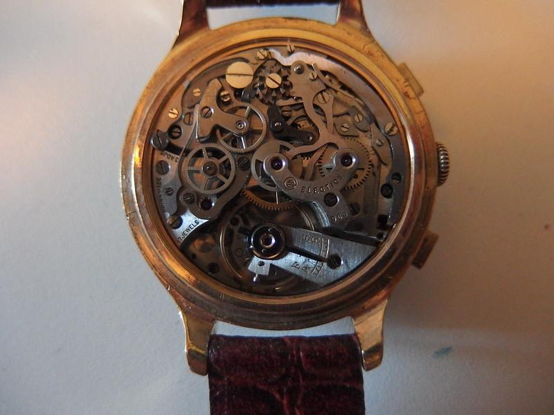collection - Un autre chrono vintage arrive dans ma collection , l'Election oversize  40129799974_25e18794f9_c