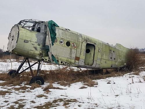 Unknown AN-2 Klaipeda 11-3-18