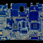 8-Layer PCB(One step digital board;Partial BGA with OSP)