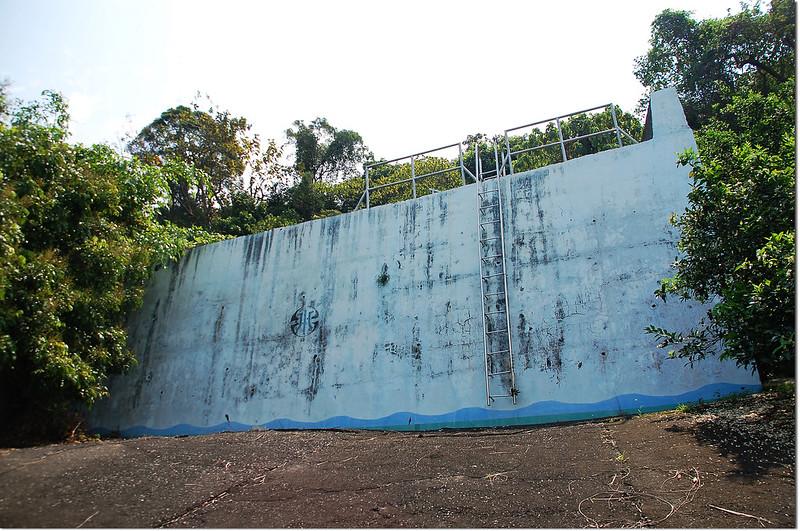 頂埔山自來水儲水槽