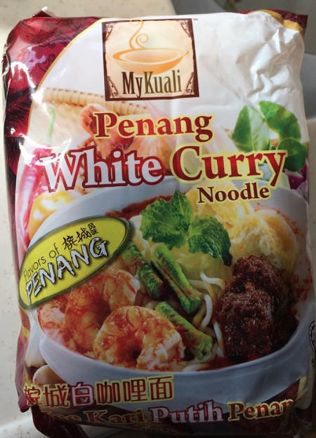 Penang White Curry Noodle
