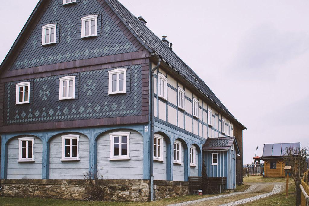Ostermontag im Lausitzer Bergland