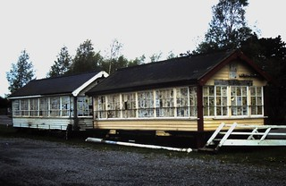 91-150  Signal Box Cabins, Quorn, Great Central Railway