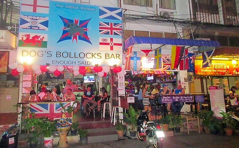 Funny Signs Pattaya Thailand