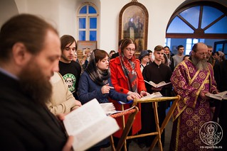 Соборование в Спасском соборе 360