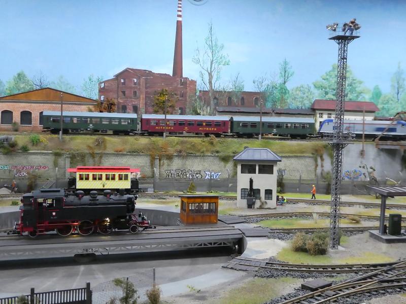 Kolejkowo Model Railway, Wroclaw