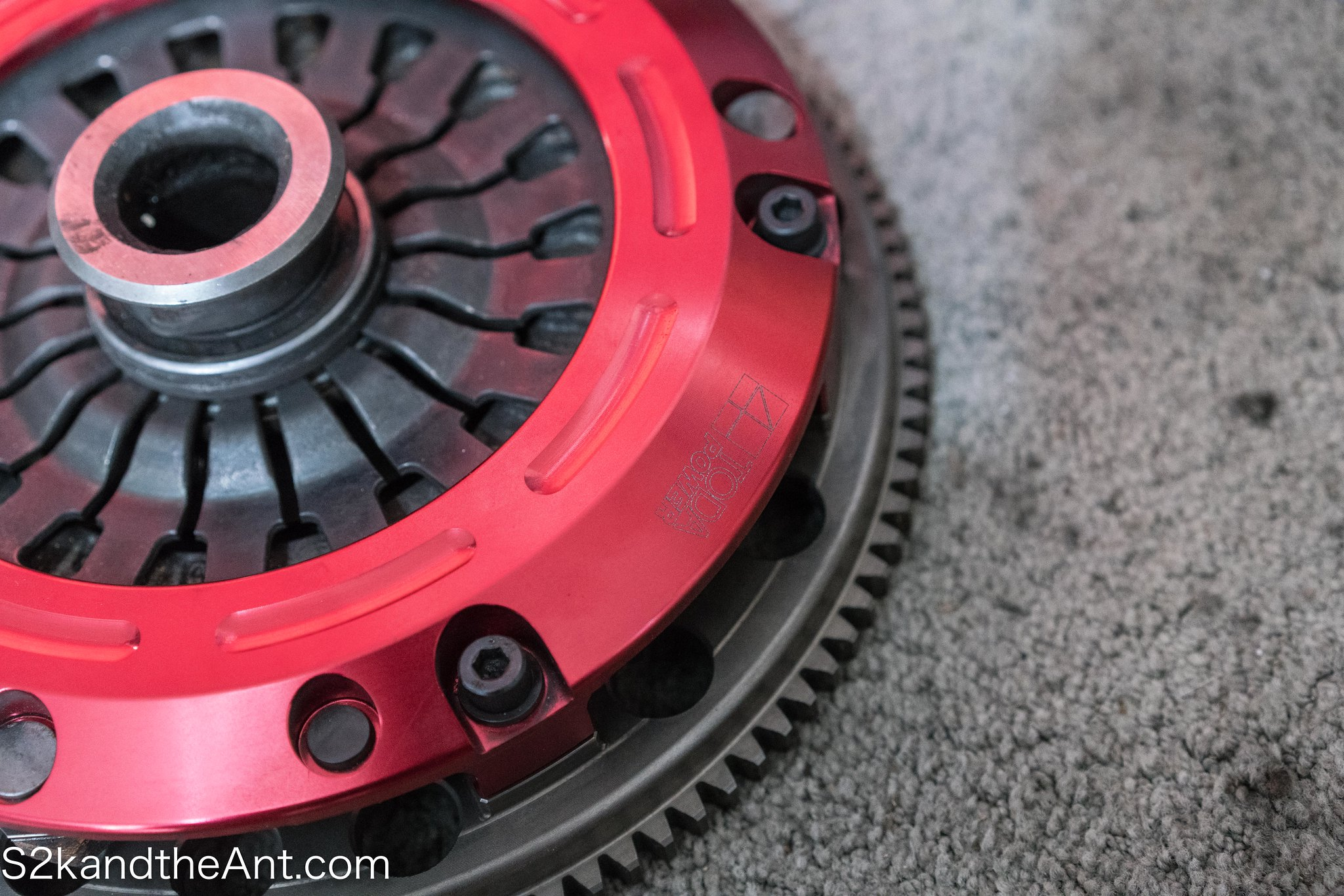Toda High Power Clutch-3