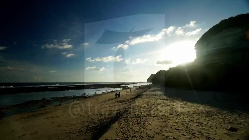 Melasti Beach, Bali